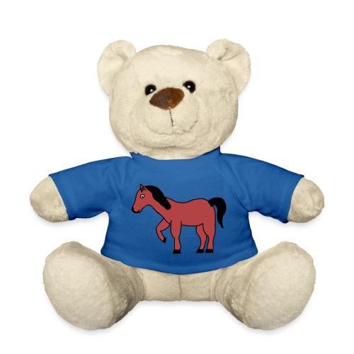 pferd Pony Reiten - Teddy