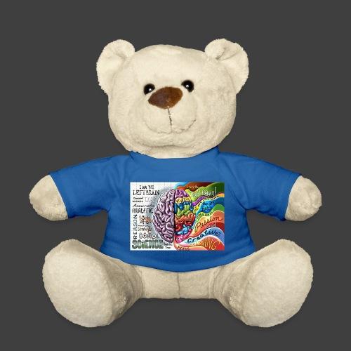 Brain LR - Teddy Bear