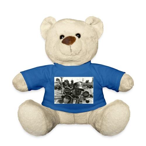 Old School Motorcycle - Teddy