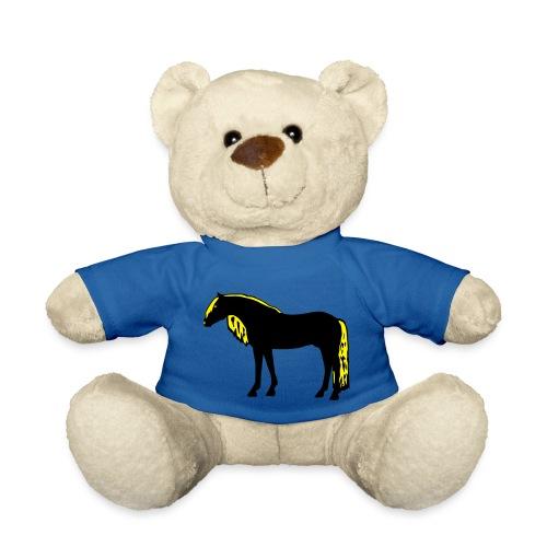 Haflinger Silhouette - Teddy