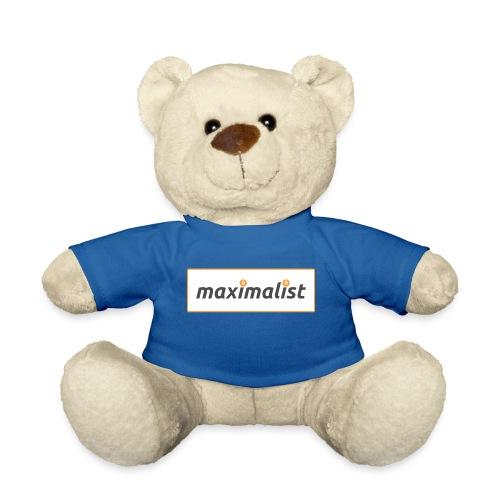 Bitcoin Maximalist - Teddy Bear