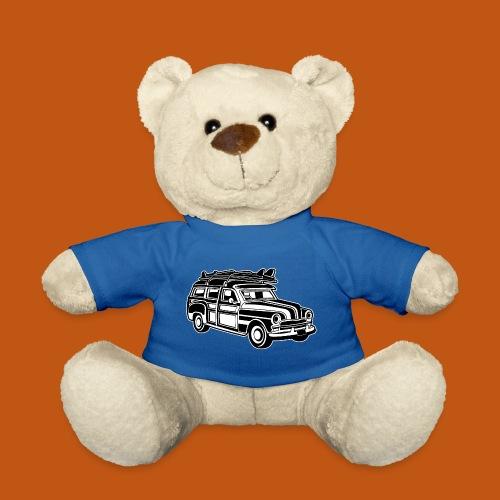 Chevy Cadilac Woodie / Oldtimer Kombi 01_sw - Teddy