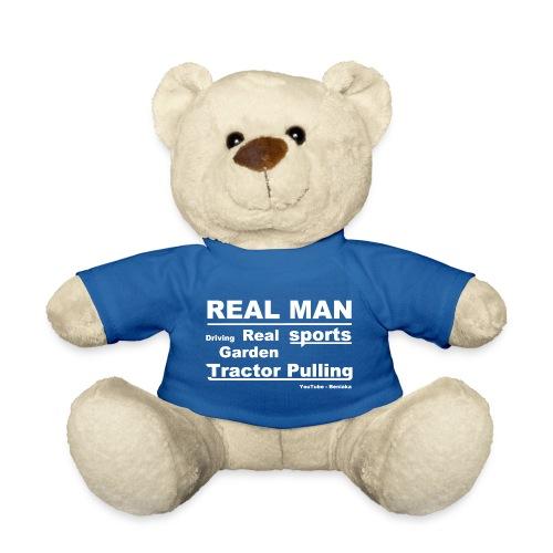 Real man - Teddybjørn