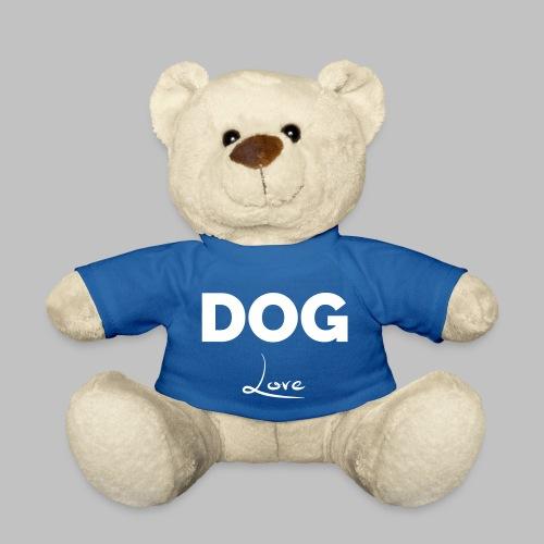DOG LOVE - Geschenkidee für Hundebesitzer - Teddy