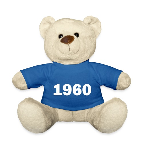 1960 - Teddy Bear