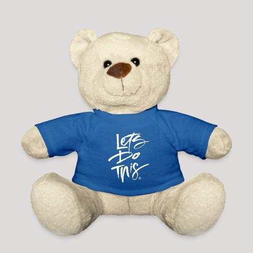 LDT Clear MASTER WHITE - Teddy Bear