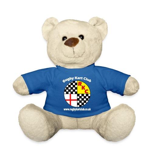 RKC logo with web address - Teddy Bear