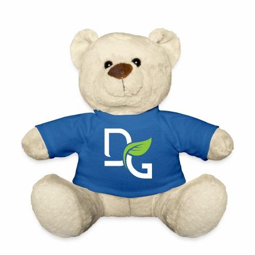 DrGreen Logo Symbol weiss grün - Teddy