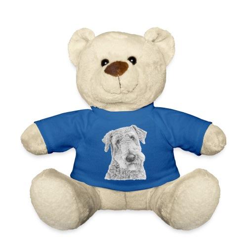 airedale terrier - Teddybjørn