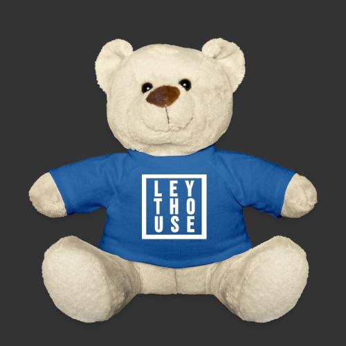 LEYTHOUSE Square white - Teddy Bear