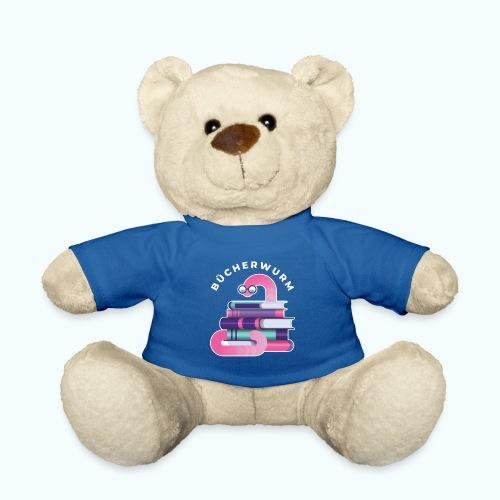 Bücherwurm - Teddy Bear
