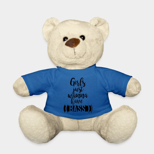 Girls wanna BASS - Teddy