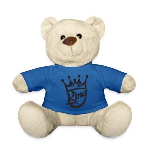 king - Teddy Bear