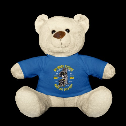 Work Out Everyday Sports - Teddy