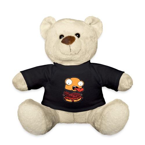 Crazy Burger - Osito de peluche