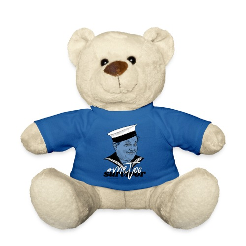 #metoo survivor - Teddybjørn