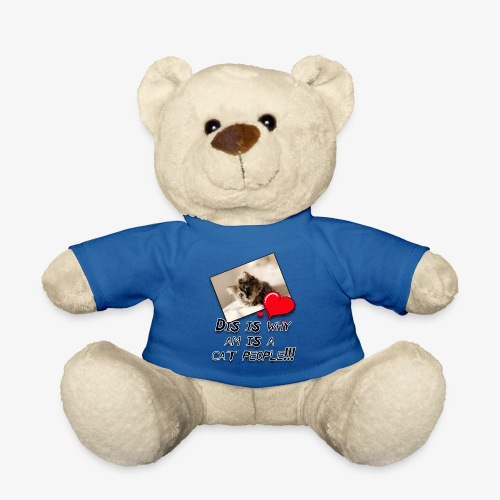 CatPeople - Teddy Bear