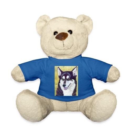 Siberian husky - Teddybjørn