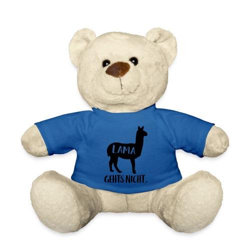 Lustiger Langsam Sport Lama Tier Spruch - Teddy
