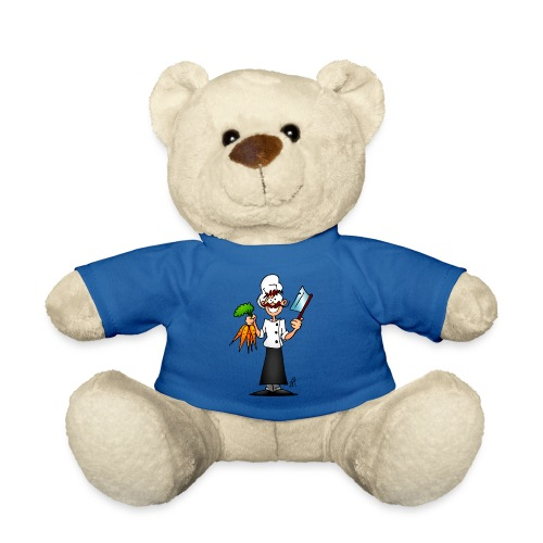 The vegetarian chef - Teddy Bear