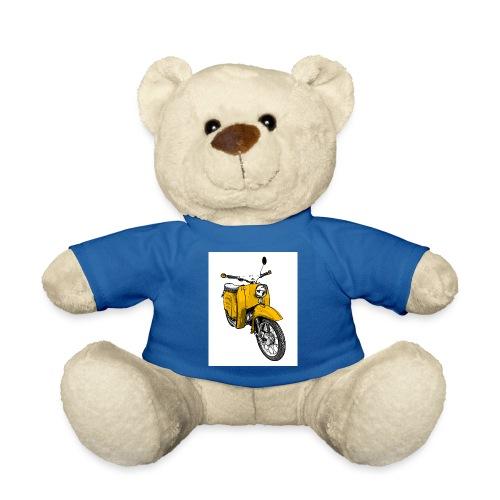 Die Schwalbenfahrer-Tasse (gelb) - Teddy