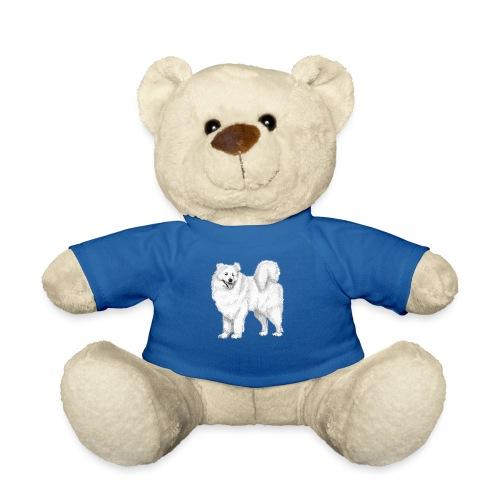 samoyed - Teddybjørn