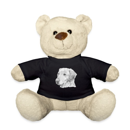 Golden retriever 2 - Teddybjørn