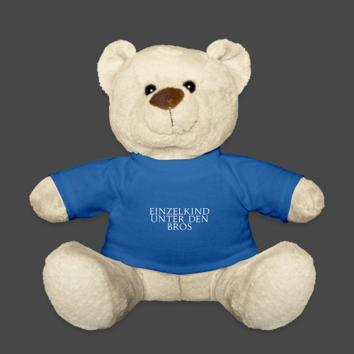 Einzelkind unter den Bros - Teddy