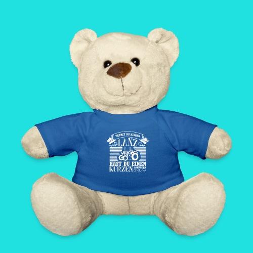 Lanz-Bulldog kurz - Teddy