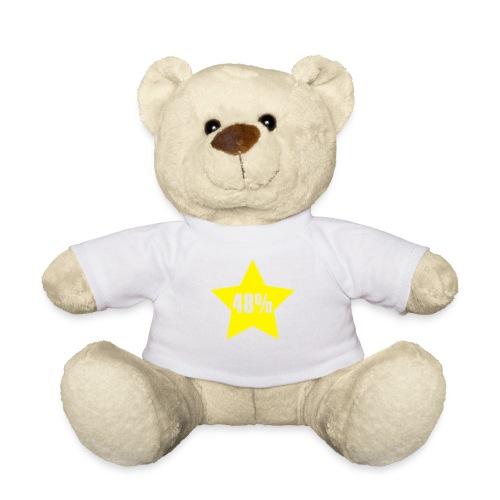 48% in Star - Teddy Bear