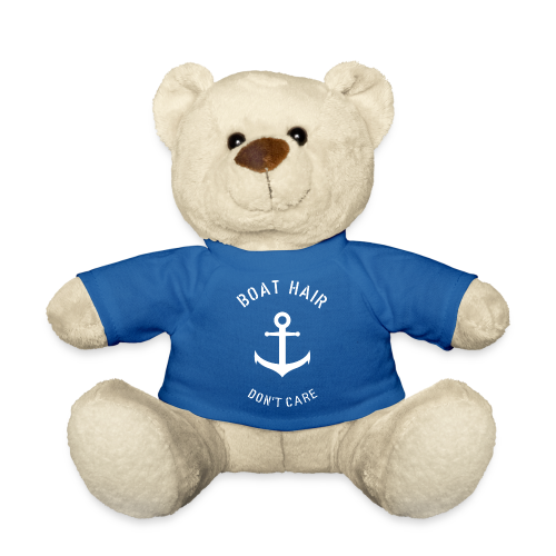 Boat Hair Dont Care - Anker - Teddy