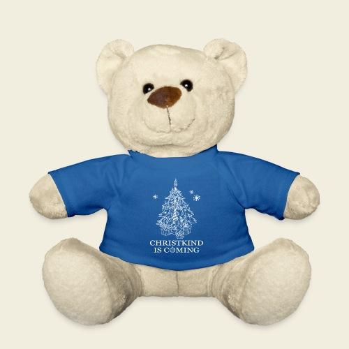 Christkind neu weiss - Teddy