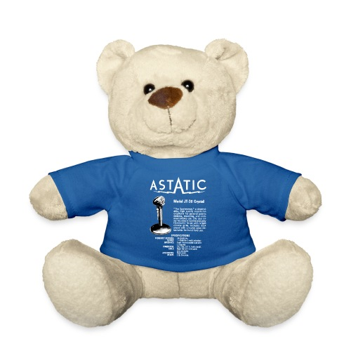 Astatic JT-30 Specs - Teddy Bear