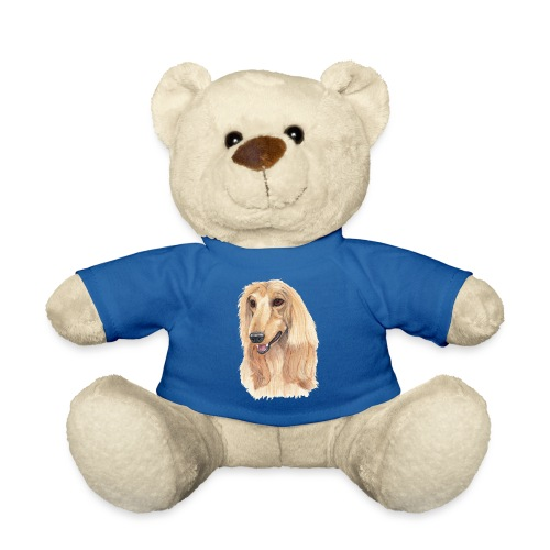 afghanskMynde- A - Teddybjørn