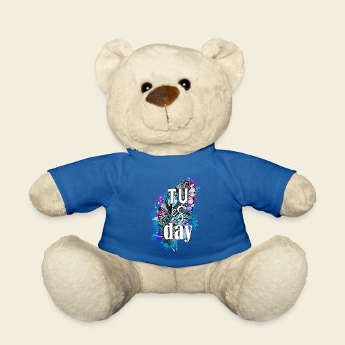 Tu-es-day Türkis - Teddy