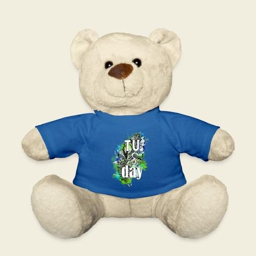 Tu-es-day Grün - Teddy