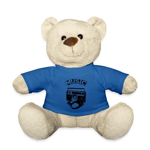 musik1 - Teddybjørn
