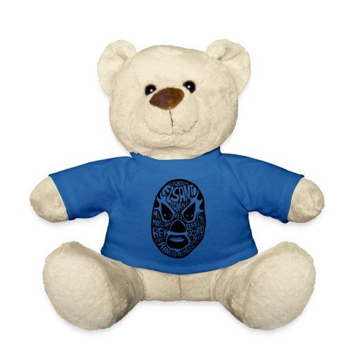 luchador mask2 - Teddy