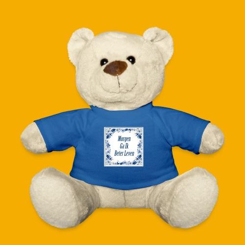 delft blauw - Teddy