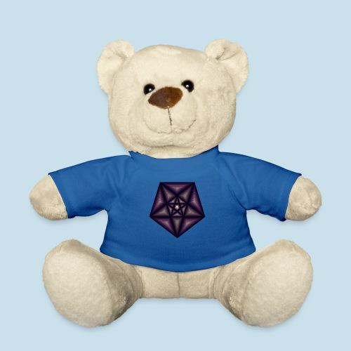 Pentagramm farbe - Teddy