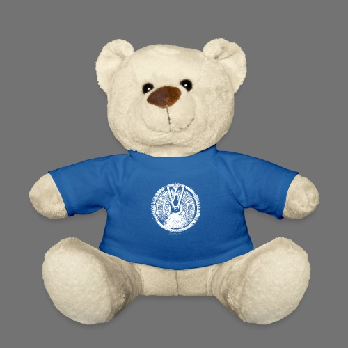 Maschinentelegraph (white oldstyle) - Teddy Bear