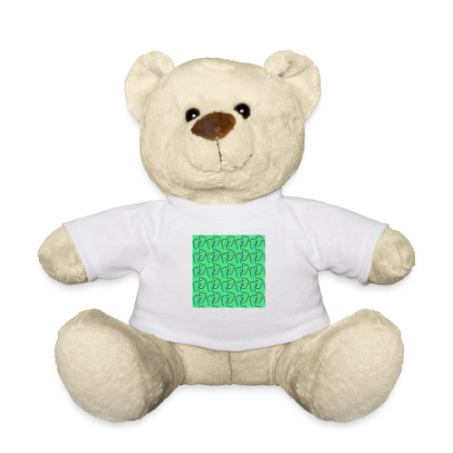 kidfootprint a7 - Teddy Bear
