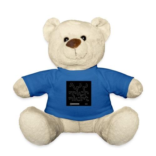 Design App mich nicht 4x4 - Teddy
