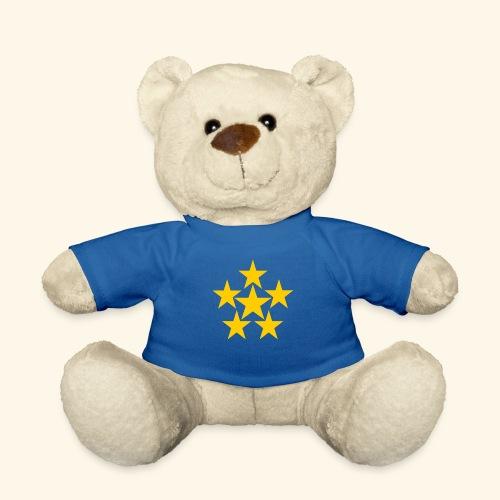 5 STERN gelb - Teddy