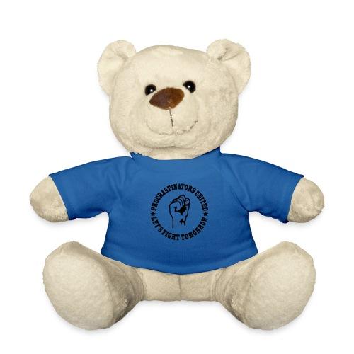 Procrastinators united - Teddy Bear