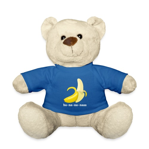 Lustiges Bananen Shirt - Teddy