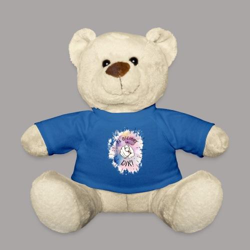 shirt bunt tshirt druck - Teddy