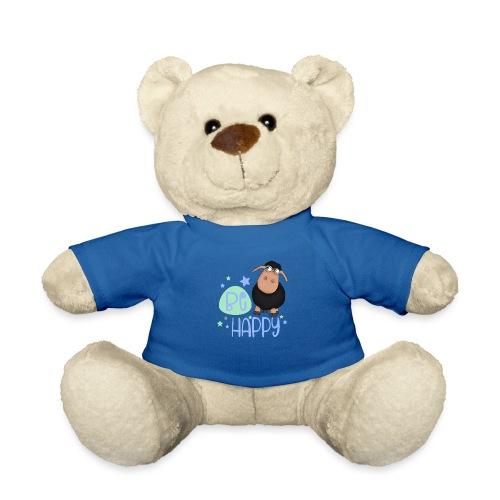 Schwarzes Schaf - Be happy Schaf - Glücksbringer - Teddy