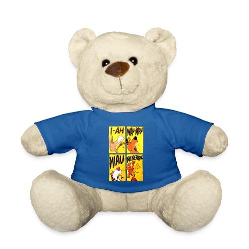 Bremer Stadtmusikanten Comic - Teddy