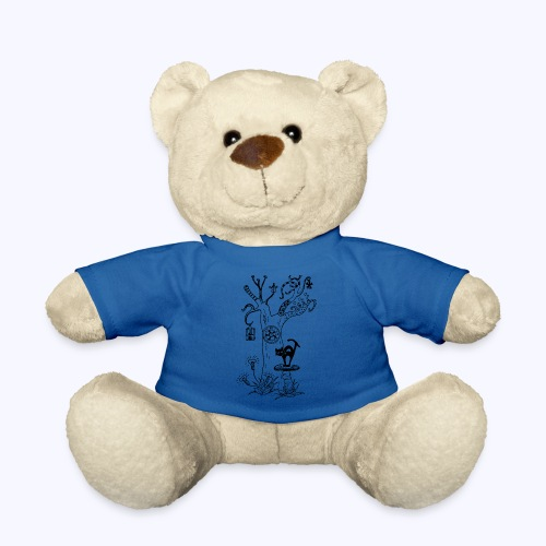 PsyTreeTwo black - Teddy
